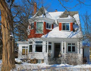 Fine Art Photographer, Nina Silver Gets Noticed For Her Series On The Architecture Of Victorian Homes In Old Weston Village, Toronto.